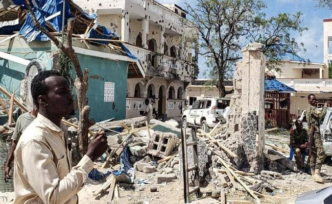 3  قتلى بتفجير استهدف مهندسين أتراك في الصومال