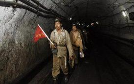 إنقاذ 11 من العمال العالقين داخل منجم ذهب في الصين