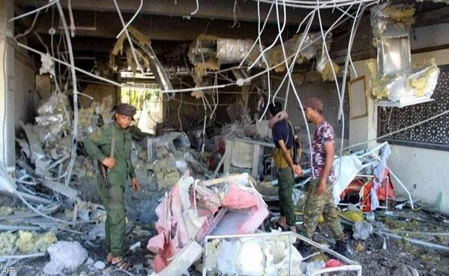 مقتل 5 نساء وإصابة 7 بانفجار في اليمن