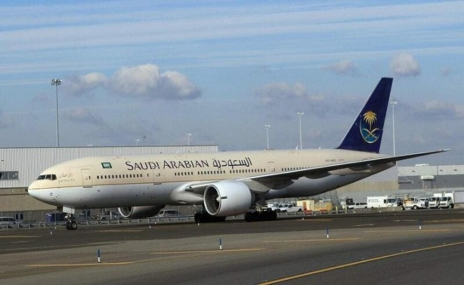 الخطوط السعودية تستأنف رحلاتها إلى قطر