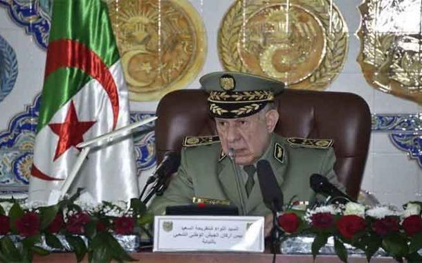 شنقريحة يؤكد عزم الجزائريين على دحر المخططات المعادية التي