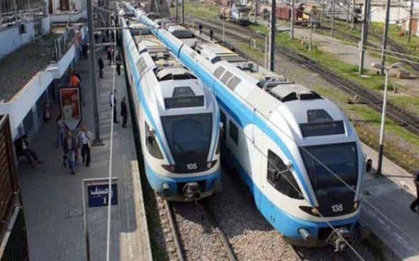 شركة السكك الحديدية تلغي الرحلات المبرمجة اليوم نحو بجاية وسطيف