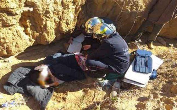 الحماية المدنية تنقذ طفلا سقط في كهف في باتنة