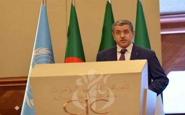 إشراف الوزير الأول جراد على فعاليات إحياء اليوم العالمي للجمارك
