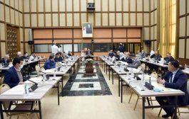 هيئة التنسيق بالمجلس الشعبي تدرس إجراءات إعداد مشروع النظام الداخلي للمجلس