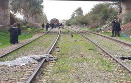 مقتل شاب بعد أن دهسه قطار لنقل البضائع بالشلف