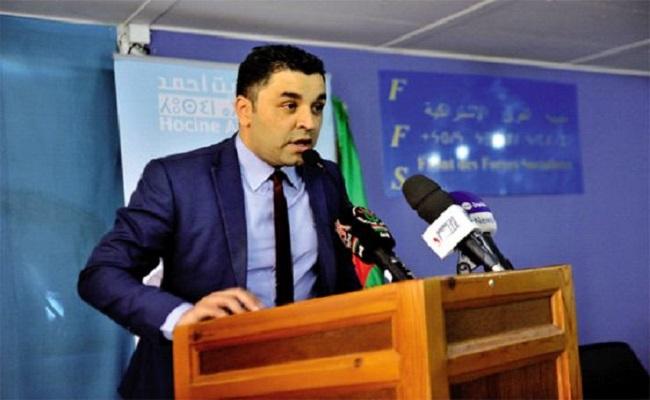 أفافاس التغيير الجذري والسلمي لنظام الحكم هو الحل في الجزائر