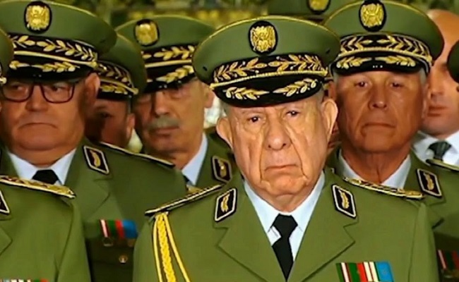 كلب الجنرالات بن سديرة يهدد الشعب الجزائري بأن الجيش سيرتكب مجازر إذا عادت المظاهرات