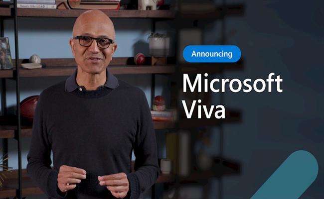 مايكروسوفت تطلق منصة Viva...
