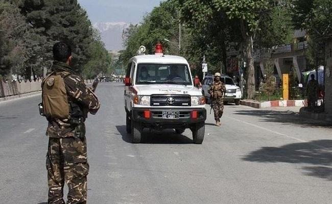 مقتل 5 عناصر أمن في هجوم لطالبان