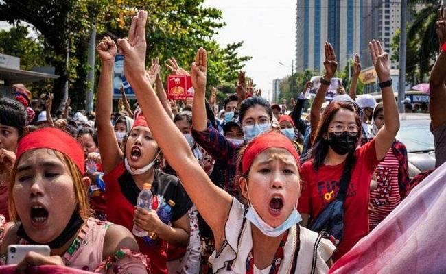 تأجيل الاستماع لـ رئيسة ميانمار المخلوعة