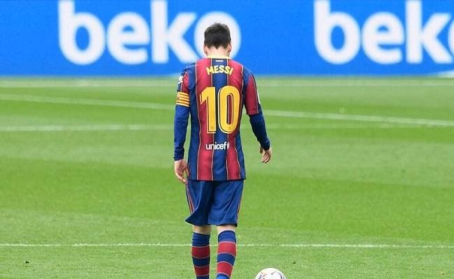برشلونة يتعثر ويتعادل مع قاديش...