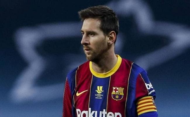 ميسي في برشلونة استثمار وليس لاعب...