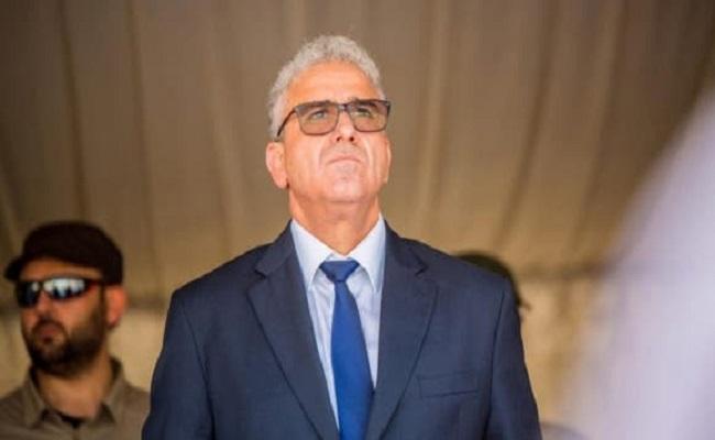 محاولة اغتيال وزير داخلية حكومة الوفاق الليبية
