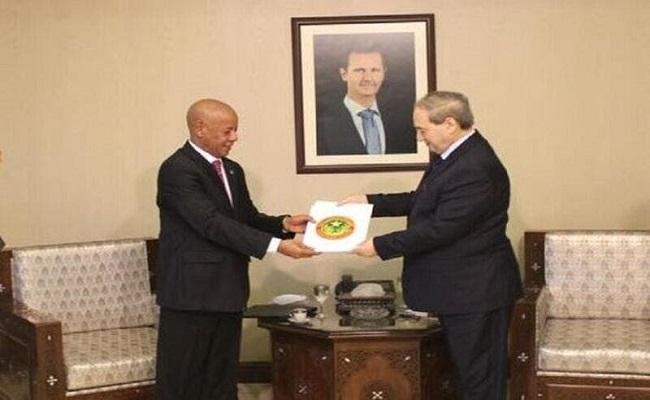 موريتانيا تدعم نظام بشار الأسد