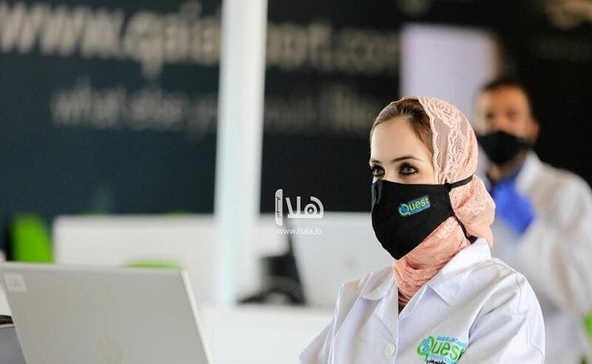 ارتفاع كبير لإصابات الكورونا في الأردن