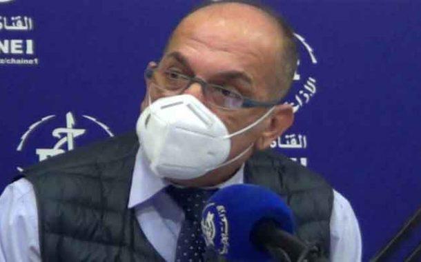 رحال يؤكد أن السلالة المتحورة لفيروس كورونا لم تنتقل لأشخاص آخرين في الجزائر