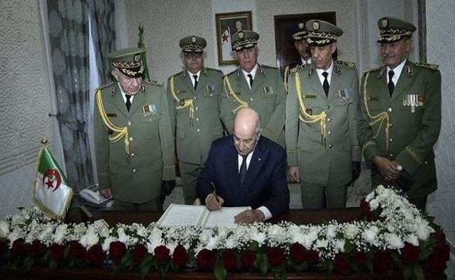 كل الدول تملك جيش إلا في الجزائر الجيش يملك الدولة