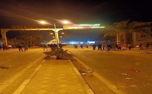 الجيش الجزائري يطلق النار على المتظاهرين والبلاد فوق صفيح ساخن