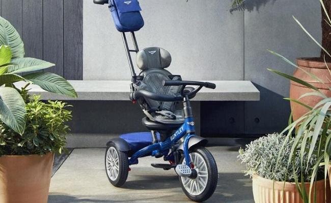 بنتلي تكشف عن دراجة للأطفال باسم Stage 1...