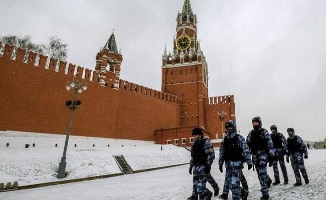 هجوم كيماوي على صحيفة روسية
