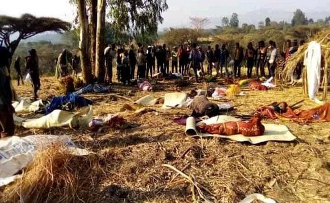 29 قتيلا في هجوم على كنيسة بإثيوبيا