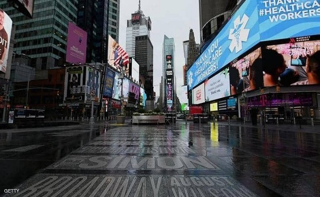نيويورك تحيي ذكرى وفاة نحو 30 ألفاً من سكانها بسبب كورونا...