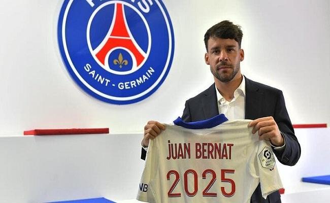 باريس سان جيرمان يجدد عقد بيرنات...