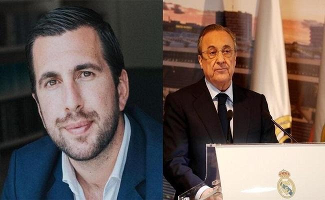 المليونير الشاب ينافس بيريز على رئاسة ريال مدريد...