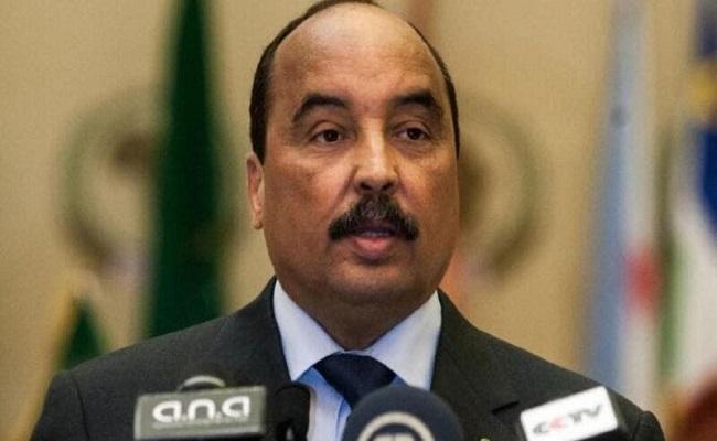 الرئيس السابق موريتاني يمثل أمام المحكمة بتهم فساد