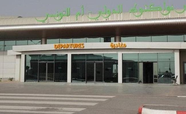 القبض على أمريكي اقتحم طائرة في مطار نواكشوط