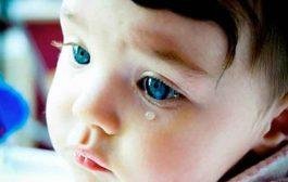 قرحة القرنية تصيب الاطفال ايضاً...فكيف يمكن علاجها؟