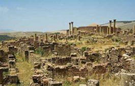 اكتشاف غرفة جنائزية تعود إلى الحقبة الرومانية بولاية خنشلة...
