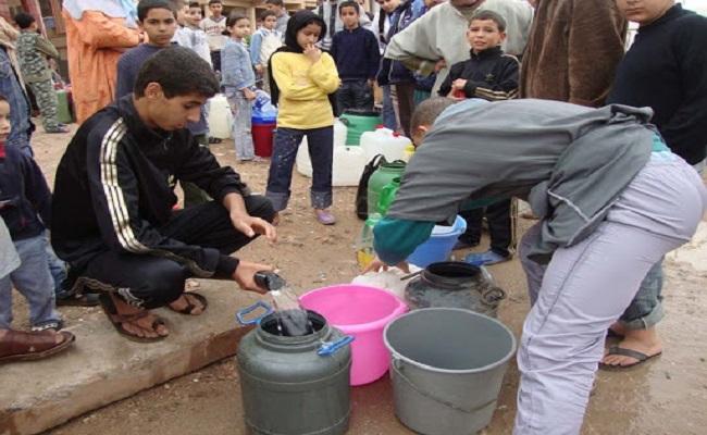 في عز الحر ورمضان الجنرالات يقطعون الماء على الشعب الجزائري