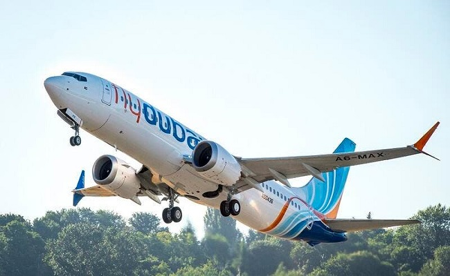 فلاي دبي تعيد طائرة 737 ماكس لخدمة المسافرين...