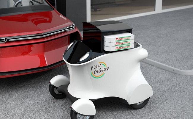 فودافون ترعى مركبة توصيل ذاتية القيادة...