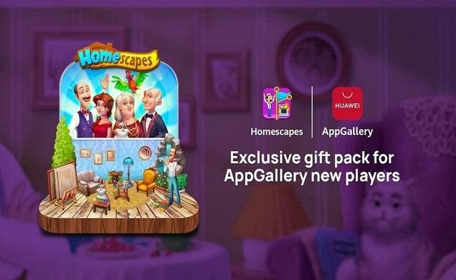 Playrix  تطرح لعبة الألغاز الجذابة والمشوقة Homescapes...