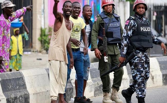 فرار أكثر من 1800 سجين من سجن بنيجيريا