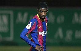 ديمبيلي سيغيب عن برشلونة