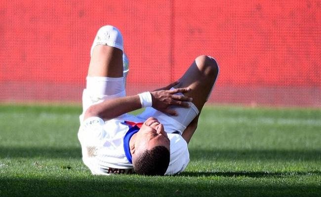 رغم إصابة مبابي سيلعب ضد مانشستر سيتي...