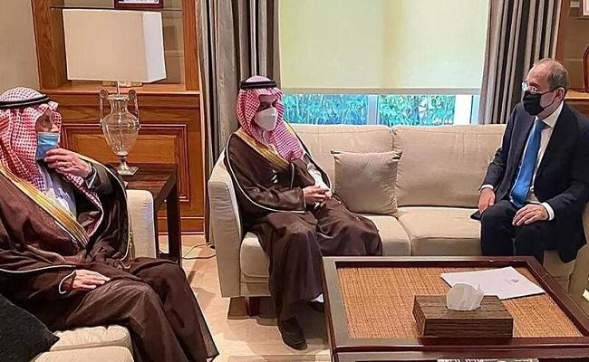 السعودي تؤكد وقوفها إلى جانب الأردن