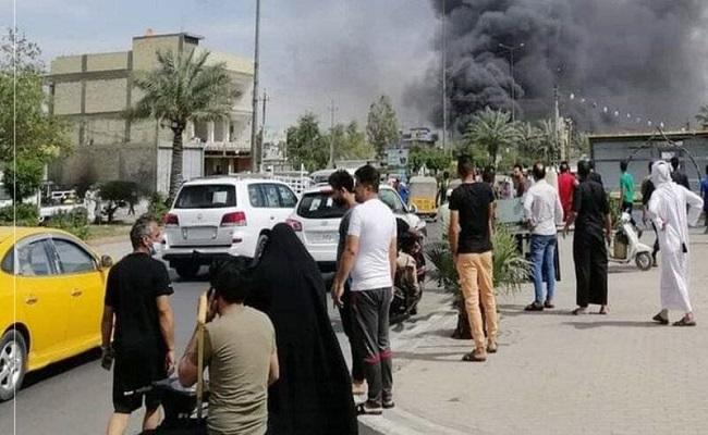 13  قتيل بتفجير استهدف سوق شعبي بالعراق