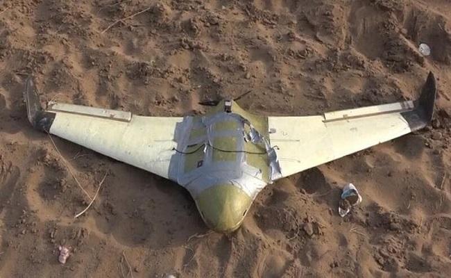 هجوم بطائرة مسيرة على قاعدة الملك خالد الجوية