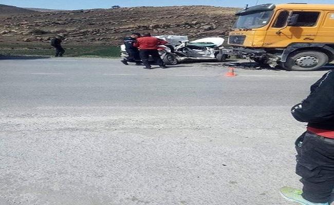 حرب الطرق في الجزائر تتسبب بمقتل 3 أشخاص
