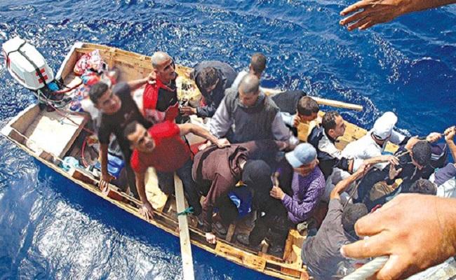 الجنرالات يغرقون إسبانيا بالمهاجرين الغير الشرعيين