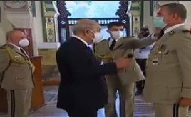 سكوب الجنرال الهادي عمي قتل أثناء التحقيق معه في قضية تهريب زعيم البوليساريو لإسبانيا