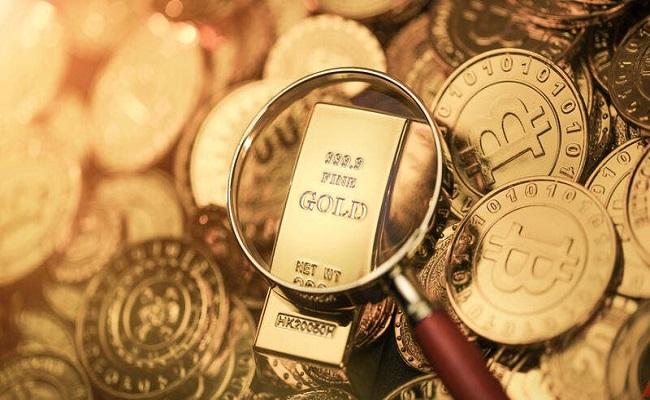 البتكوين منافس كبير للذهب