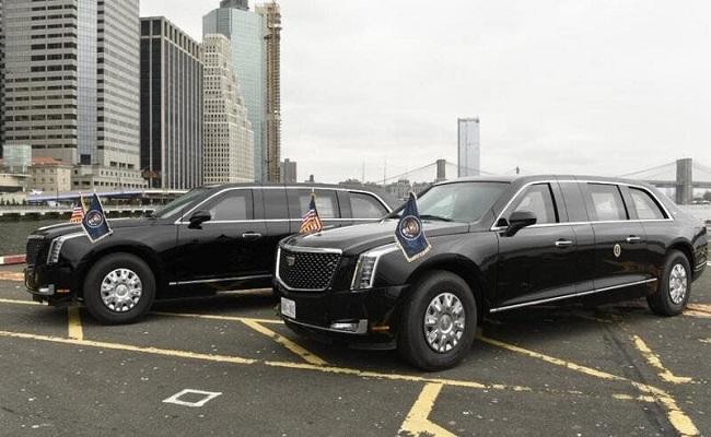 تحويل السيارة الرئاسية الأمريكية إلى سيارة كهربائية...