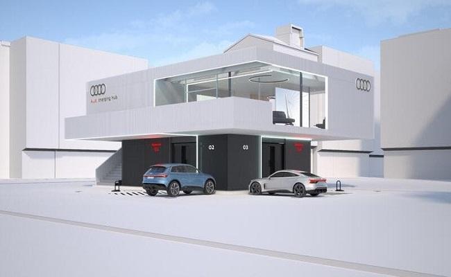 هذه هي محطات شحن السيارات الكهربائية المستقبلية...