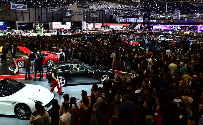 معرض جنيف الدولي للسيارات سيعود في فبراير 2022...